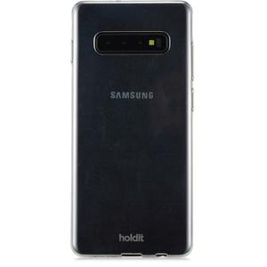 Holdit Mobilskal Galaxy S10+ Transparent TPU