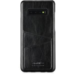 Holdit Mobilskal kreditkortsfack Galaxy S10+ Svart