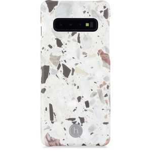 Style by Holdit Phone Case Galaxy S10 Paris Terrazzo Ceramic