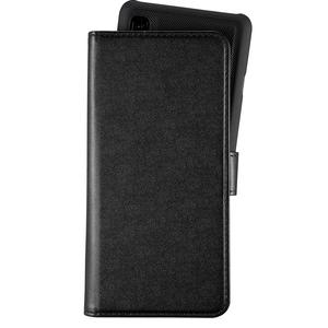 Holdit Plånboksväska Magnet Galaxy A7 2018 Black