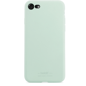 Holdit Mobilskal iPhone 7/8 Silikon Mint