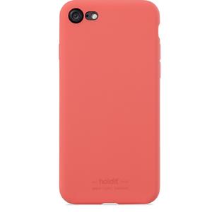 Holdit Mobilskal iPhone 7/8 Silikon Coral