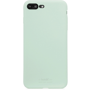 Holdit Mobilskal iPhone 7/8 Plus Silikon Mint
