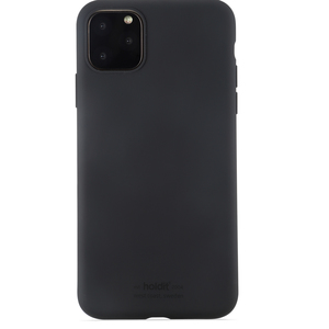 Holdit Mobilskal Silicone iPhone 11 Pro Max Black