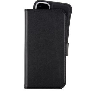 Holdit Plånboksväska Magnet iPhone 11 Black