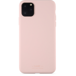 Holdit Mobilskal Silicone iPhone 11 Pro Max Blush Pink