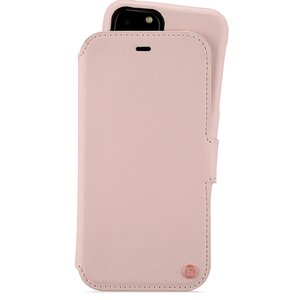 Style by Holdit Plånboksväska Magnet iPhone 11 Pro Stockholm Pink