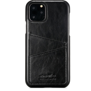 Holdit Phone Case iPhone 11 Pro Cardslot Black