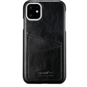 Holdit Phone Case iPhone 11 Cardslot Black