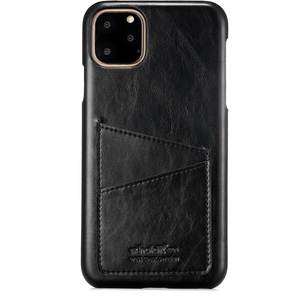 Holdit Phone Case iPhone 11 Pro Max Cardslot Black