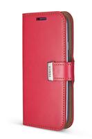 CIMA iPhone 5/5S/5C/SE Plånboksfodral i äkta skinn