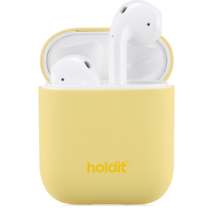 Silicone Case AirPods Nygård Yellow