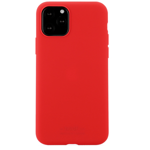 Holdit Mobilskal Silicone iPhone 11 Pro Ruby Red