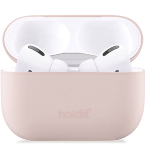Holdit Silicone Case AirPods Pro Nygård Blush Pink