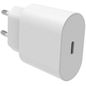 SmartLine Väggladdare vit 100-240V, 18W PD