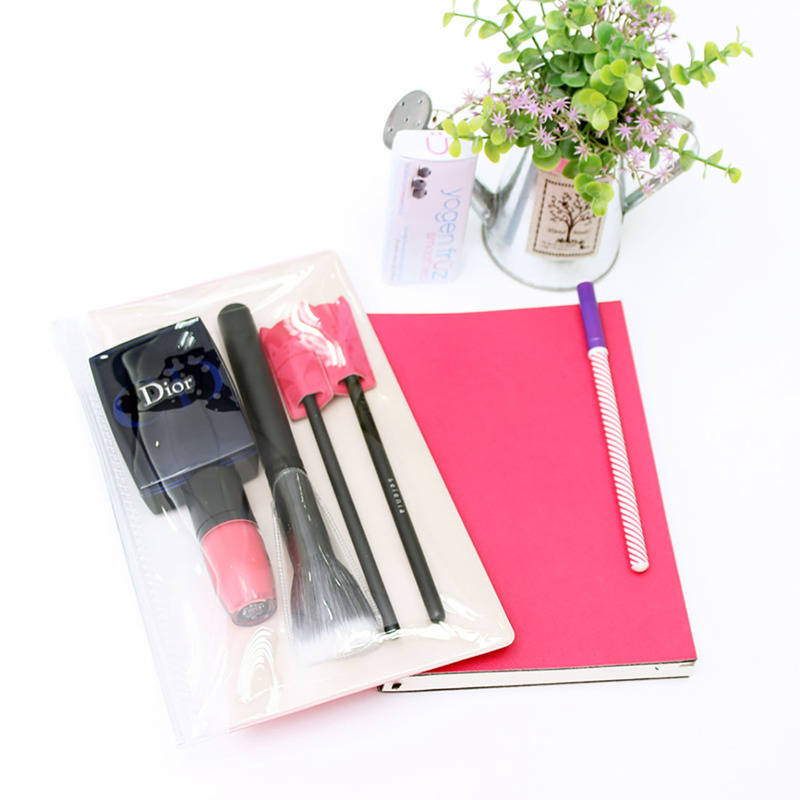 bild 1 av Clear Pouch Pink