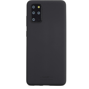 Holdit Mobilskal Silicone Galaxy S20+ Black