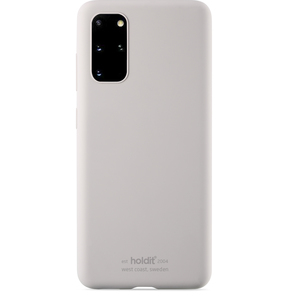Holdit Mobilskal Silicone Galaxy S20 Taupe