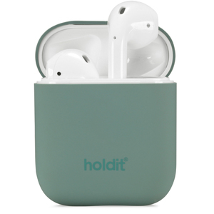 Silicone Case AirPods Nygård Moss Green