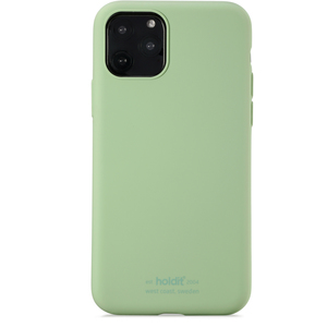 Holdit Mobilskal Silicone iPhone 11 Pro Jade Green