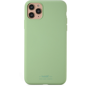 Holdit Mobilskal Silicone iPhone 11 Pro Max Jade Green