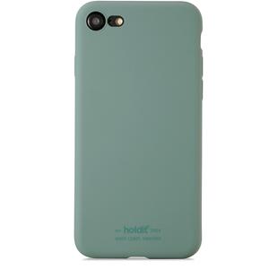 Holdit Mobilskal iPhone 7/8 Silikon Moss Green