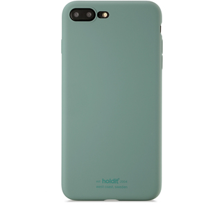 Holdit Mobilskal iPhone 7/8 Plus Silicone Moss Green