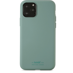 Holdit Mobilskal Silicone iPhone 11 Pro Moss Green