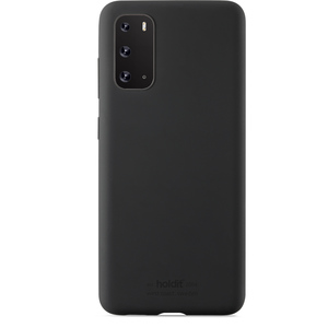 Holdit Mobilskal Silicone Galaxy S20 Black