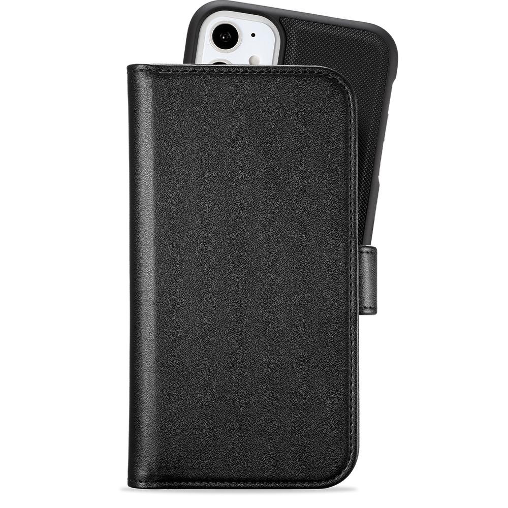 bild 1 av Plånboksfodral Extended Flerfack Magnet iPhone 11/XR Svart
