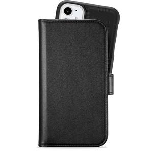 Plånboksfodral Extended Flerfack Magnet iPhone 11/XR Svart