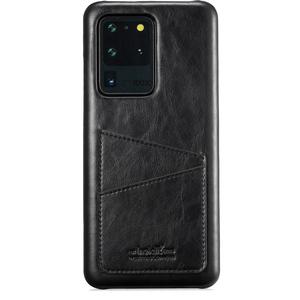 Holdit Mobilskal Galaxy S20 Ultra Kreditkortsfack Black 6,9