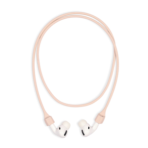 Holdit Silicone Earphone Strap Blush Pink