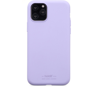 Holdit Mobilskal Silicone iPhone 11 Pro Max Lavender