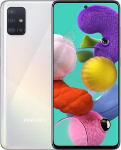 Samsung Galaxy A51 64GB A515F/DSN White EU