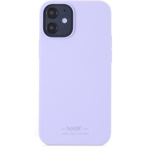 Holdit Mobilskal iPhone 12 Mini Silikon Lavender