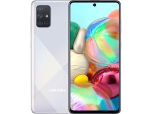 Samsung Galaxy A71 (6GB RAM) 128GB Silver EU