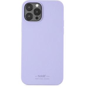 Holdit Mobilskal iPhone 12 / 12 Pro Silikon Lavender