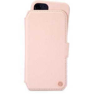 Plånboksväska Magnetskal 2in1 iPhone 12 Mini Stockholm Pink