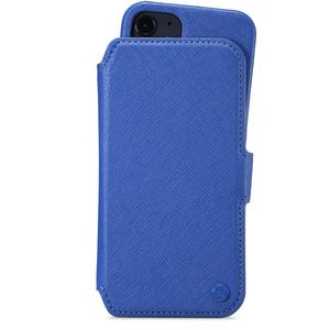 Plånboksväska Magnetskal 2in1 iPhone 12 Mini Stockholm Royal Blue