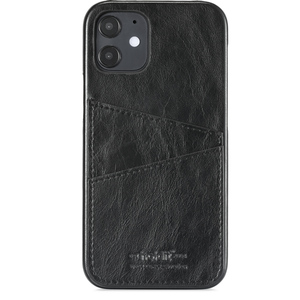 Holdit Phone Case iPhone 12 Mini Cardslot Black