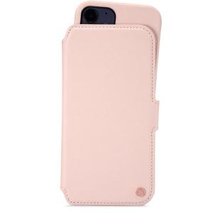 Plånboksväska Magnetskal 2in1 iPhone 12 / 12 Pro Stockholm Pink
