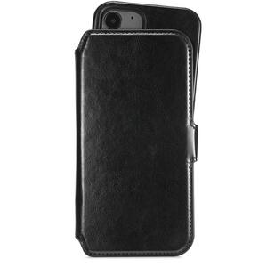 Plånboksväska Magnetskal 2in1 iPhone 12 / 12 Pro Berlin Black