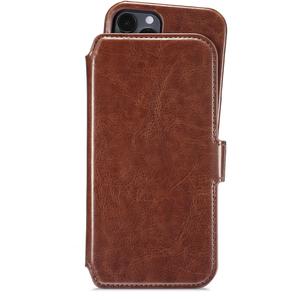 Plånboksväska Magnetskal 2in1 iPhone 12 / 12 Pro Berlin Brown