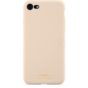 Holdit Mobilskal Silicone iPhone 7/8/SE  Beige
