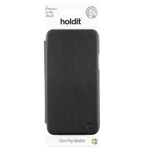 Slim Flip Wallet iPhone 11 Pro/XS
