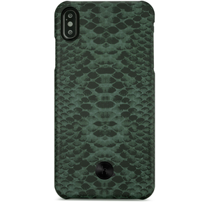 Style by Holdit Mobilskal iPhone Xs Max Paris Emerald Snake