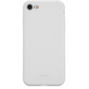 Holdit Mobilskal Silikon iPhone 7/8/SE White