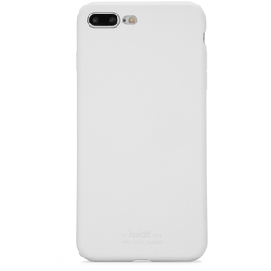Holdit Mobilskal Silikon iPhone 7/8 Plus White