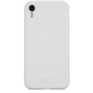 Holdit Mobilskal Silikon iPhone XR White